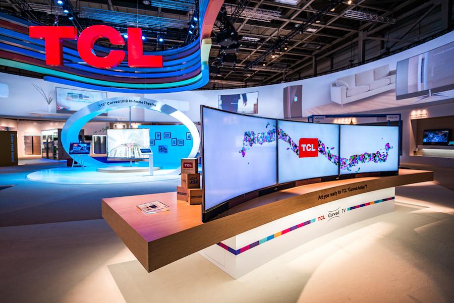TCL displays